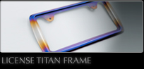 PHANTOM LICENSE TITAN FRAME